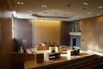 Katz Hall Courtroom